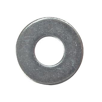 Forgefix Flat Penny Washer ZP M10 x 25mm Bag 10 FORPENY10M