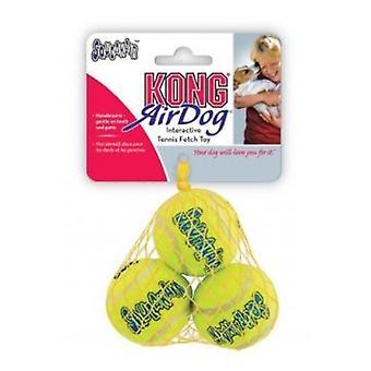 Kong AirDog Squeaker Balls Small (3)