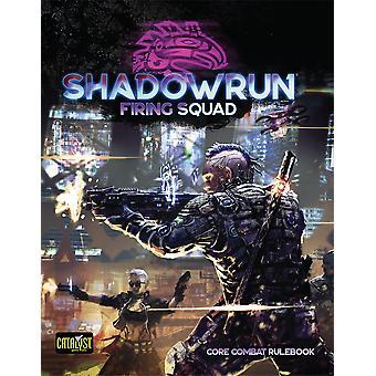 Shadowrun 6E RPG Firing Squad Hardcover