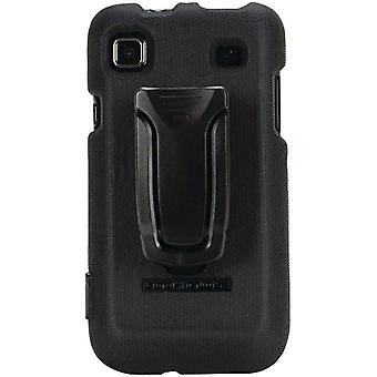 Body Glove Flex Snap-On Case with Kickstand for Samsung Vibrant - Silver/Black
