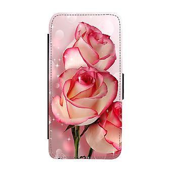 Rosen Samsung Galaxy S9 Brieftasche Fall