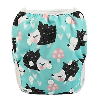 New Swim Diaper Nappy Pants Reusable Baby 0-3 Years One Size 3-12kg 6-26lbs
