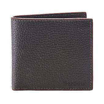 Barbour korn skinn lommebøker lommebok