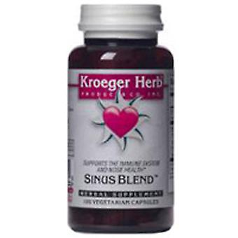 Kroeger Herb Sinus Blend (Stuffy), 100 Cap