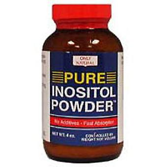Only Natural Inositol Pure Powder, 2 OZ