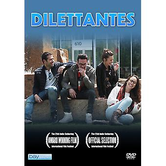 Dilettantes [DVD] USA import