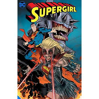 Supergirl Volume 3 Infectious by Andreyko & Marc
