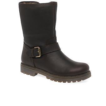 Panama Jack Singapur B23 Womens Leather Boots