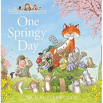 One Springy Day (A Percy the Park Keeper Story) (A Percy the Park Keeper Story)