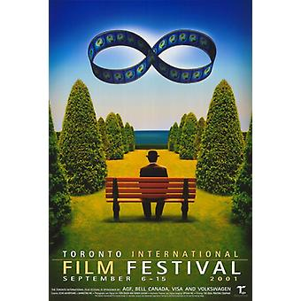 Toronto International Film Festival film Poster Print (27 x 40)