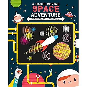 A Magic Moving Space Adventure