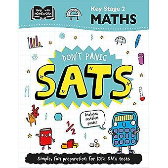 Key Stage 2 Maths: Don't Panic SATs (Help With Homework)