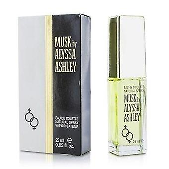Musk Eau De Toilette Spray 25ml or 0.85oz