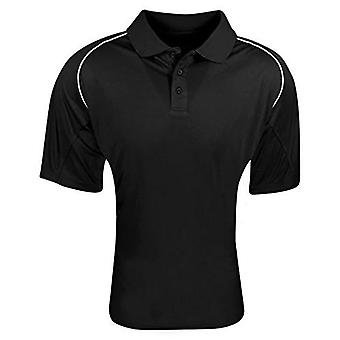 Mizuno Men DryLite Textured Polo Shirt