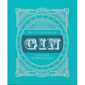 The Little Book of Gin by Orange Hippo