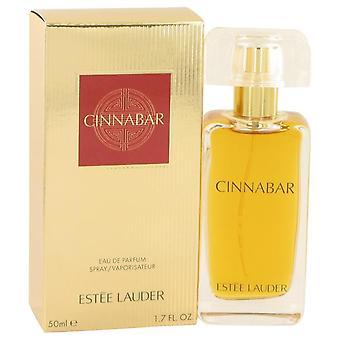 Cinnober Eau De Parfum Spray (ny emballage) af Estee Lauder 1,7 oz Eau De Parfum Spray