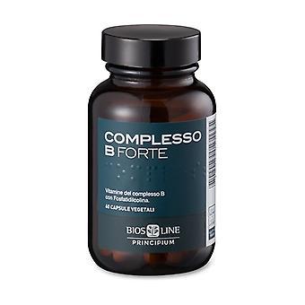 Principium Complex B forte 60 kasviskapselia