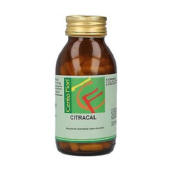 Citracal 100 vegetable capsules of 350mg