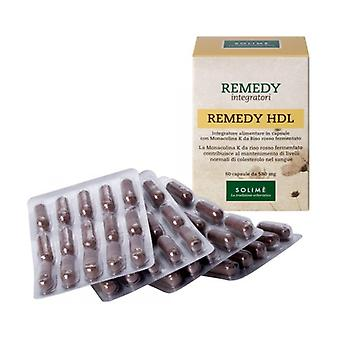 Remedy HDL 60 capsules
