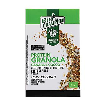 Biochampion Protein Granola Hemp And Coconut 250 g