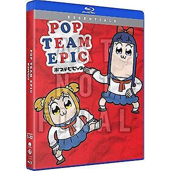 Pop Team Epic: Season One [Blu-ray] USA import