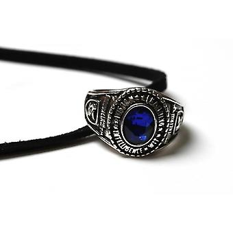 Harry Potter Ravenclaw Klasse Ring Halskette