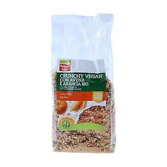 CRUNCHY WITH OATS AND VEGAN ARANCIA None
