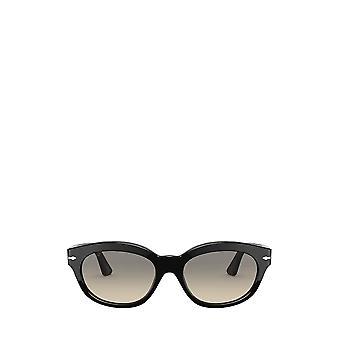 Persol PO3250S svarta kvinnliga solglasögon