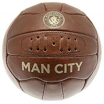 Manchester City FC Retro Heritage Fotball
