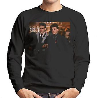Weird Science Ian And Max Men's Sweatshirt