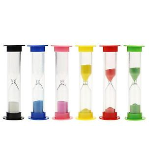 Simple Hourglass Sandglass Sand Clock Timers Kids Craft S Home Ornament