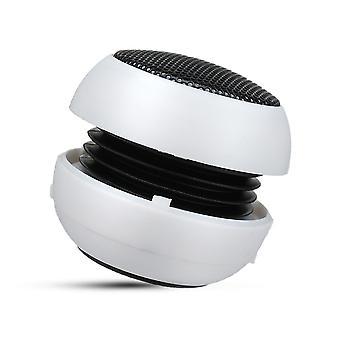 Mini Portable Hamburger 3.5mm Rechargeable Travel Super Bass Speaker