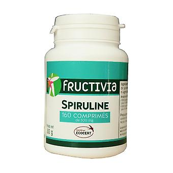 Spirulina 160 tablets