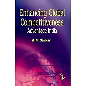 Ökad global konkurrenskraft: Fördel Indien