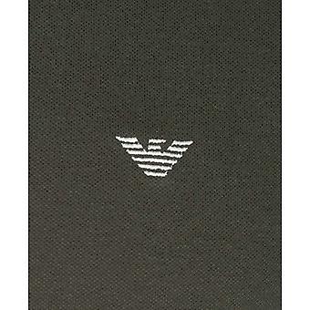 Emporio Armani Tiped Sleeve Logo Poolopaita