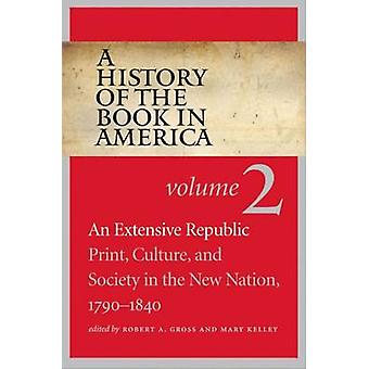 Kirjan historia Amerikassa - Nide 2 - Laaja tasavalta - P