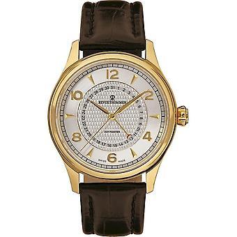 Revue Thommen - Wristwatch - Men - Automatic - Day Pointer - 10012.2512