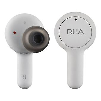 RHA TrueConnect - Fully Wireless Earbuds - Cloud White