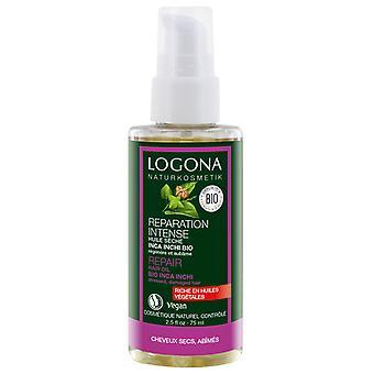 Logona Bio Aceite Reparación del Cabello  Inca inchi 75 ml
