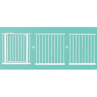 Baby Safety Gate Child Stairway Protective Fence