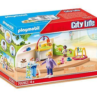 Playmobil City Life Crawling Group Playset