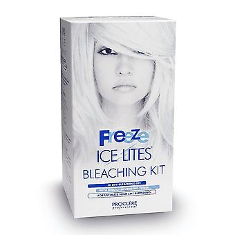 Proclere Freeze Ice Lites Hi Lift Bleaching Kit