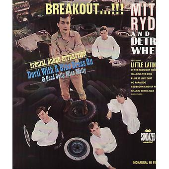 Mitch Ryder - Breakout! [Vinyl] USA import