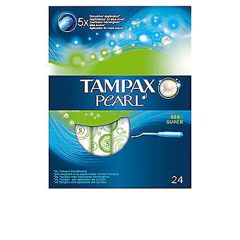 Tampax Tampax Pearl Compak Tampón Super 16 Uds dla kobiet