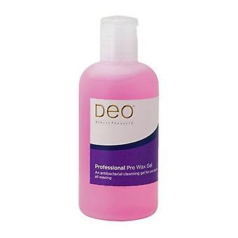 DEO Professional Pre Wax Gel - Limpiador de enceración - Elimina aceites corporales - 250 ml