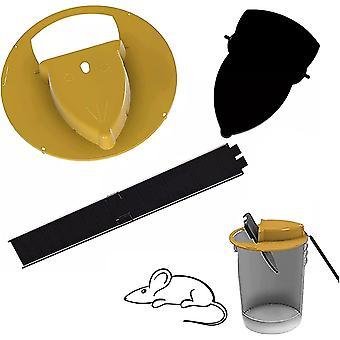 Flip N Slide Bucket Lid Mouse Rat Trap 10993