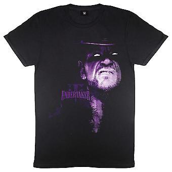 WWE Womens/Ladies Classic Deadman The Undertaker Boyfriend T-Shirt