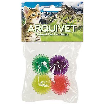 Arquivet мяч еж 3,5 см (кошки, игрушки, шарики)