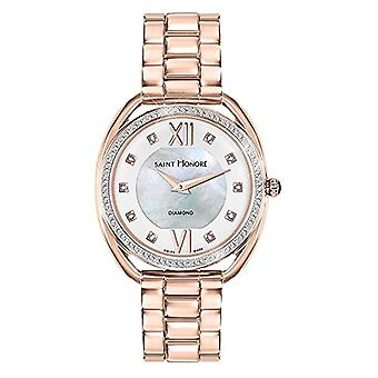 Saint Honore Analog Watch Quartz for Women with Stainless Steel Strap 7211238YADR