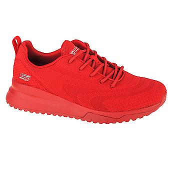 Skechers Bobs Squad 3 Color Swatch 117178RED universal all year women shoes